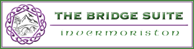 The Bridge Suite, Invermoriston - Homepage