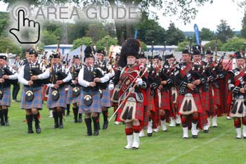 Inverness Pipe Band