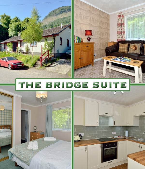 The Bridge Suite accommodation details